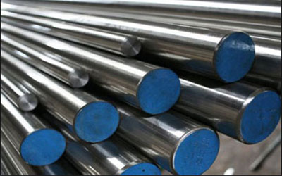 Stainless steel round bars in Faridabad