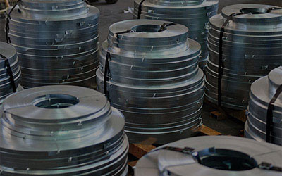 Stainless steel coils in Faridabad
